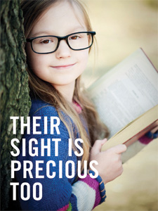 Their Sight is Precious Too